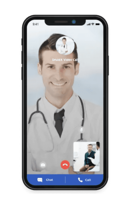 Uber for doctors video call